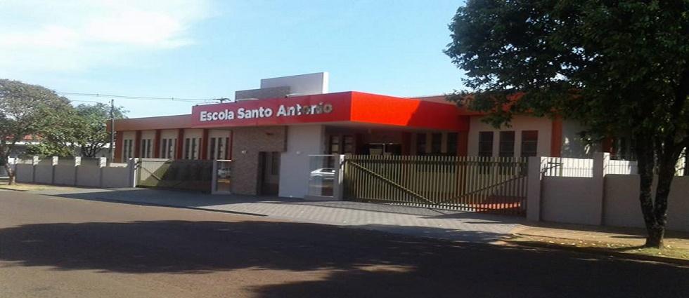 ESCOLA SANTO ANTONIO - UBIRATÃ - PARANÁ